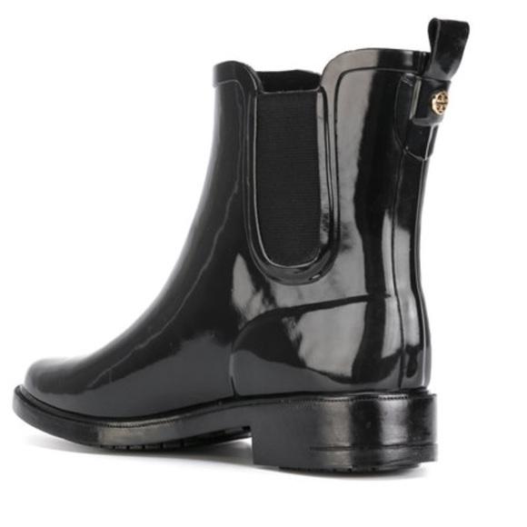 6ab4defdcd5d Tory Burch Chelsea Rainboots - Stormy Rain